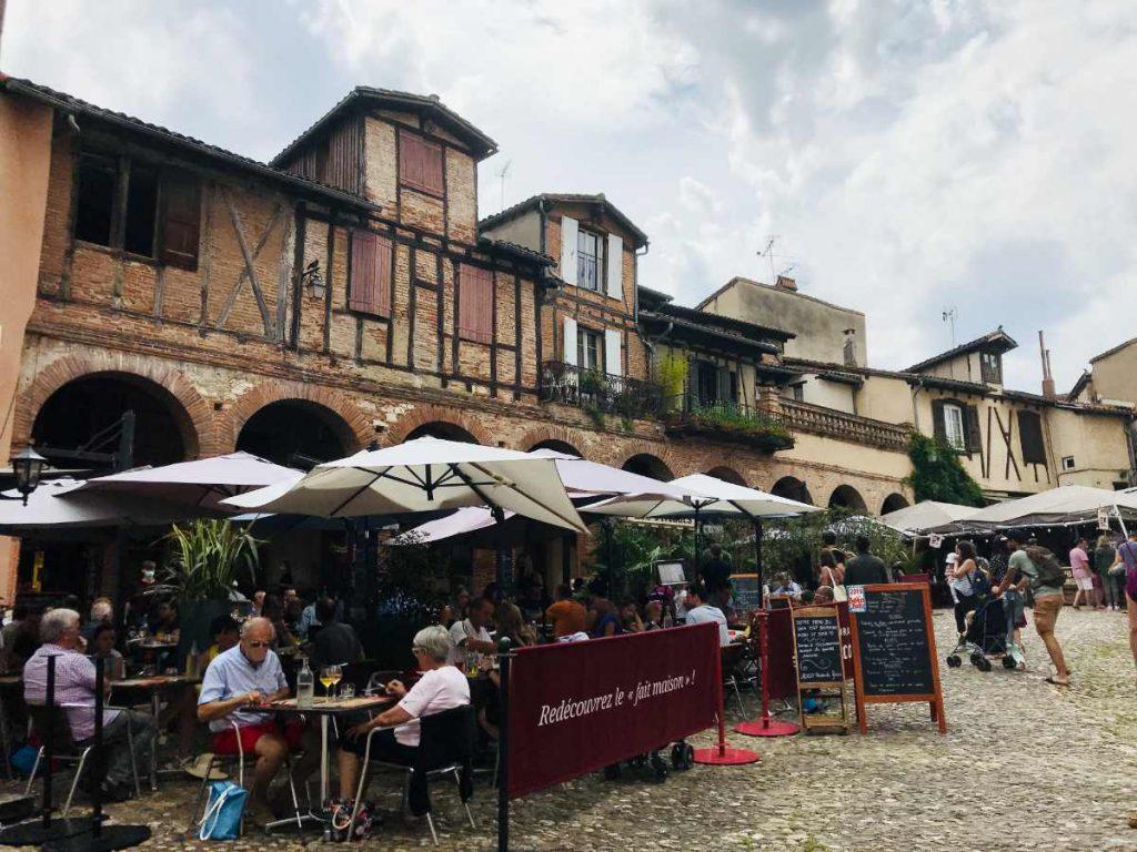 Visiting Albi in Occitanie, France 2