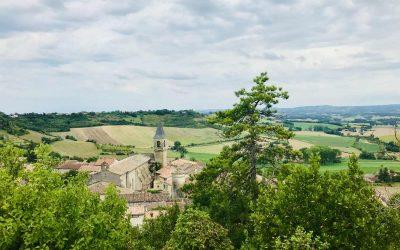 Visit the beautiful village of Lautrec in Occitanie