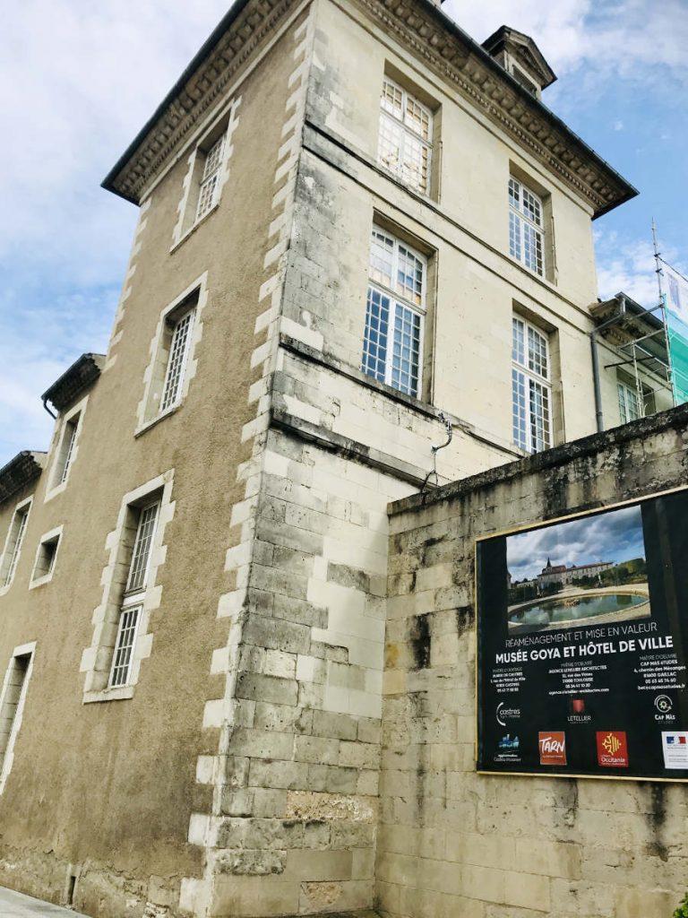 goya museum castres