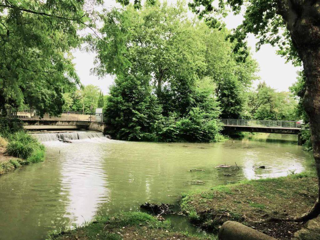 waterways of canal du midi