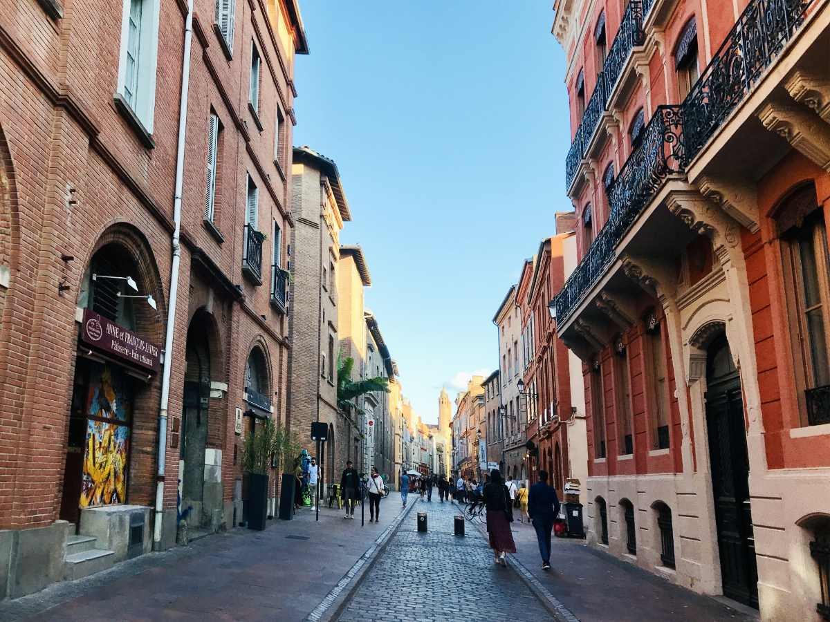 Read more about the article Travel to Toulouse: The Pink city in Occitanie