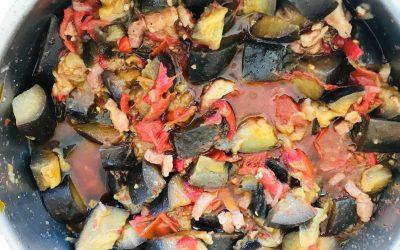 Bohemian Aubergines (Eggplant) Recipe