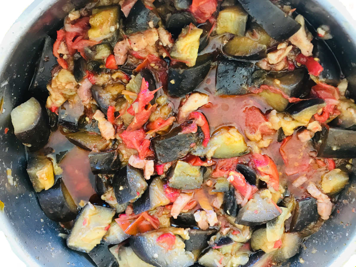 Read more about the article Bohemian Aubergines (Eggplant) Recipe