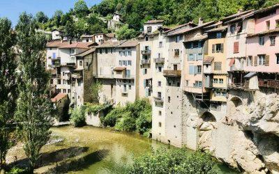 Hanging Houses of Pont-en-Royans (Isère)