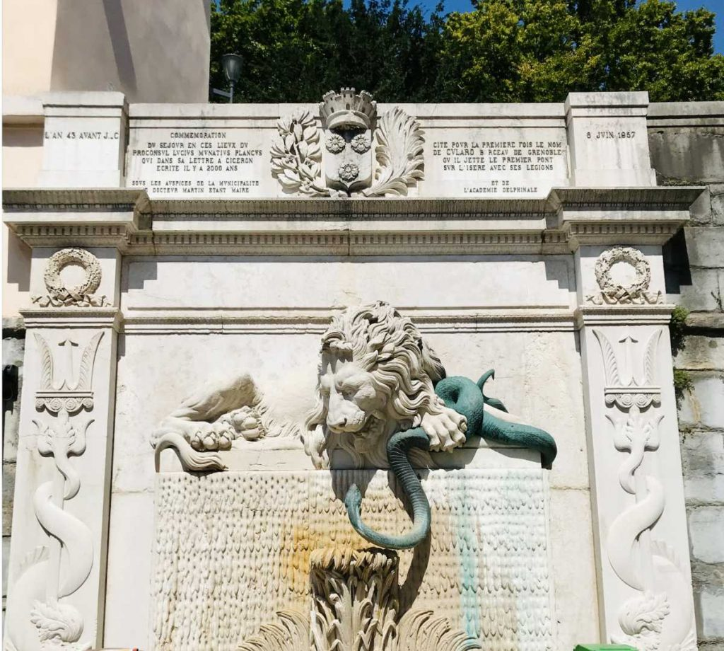 Fontaine du Lion