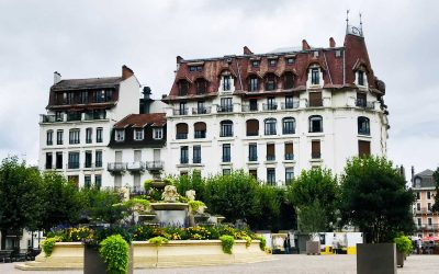 Aix-Les-Bains: The Thermal Spa town of the Royals