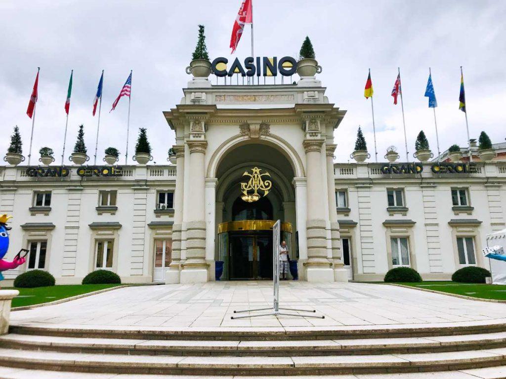 Aix-les-bains casino