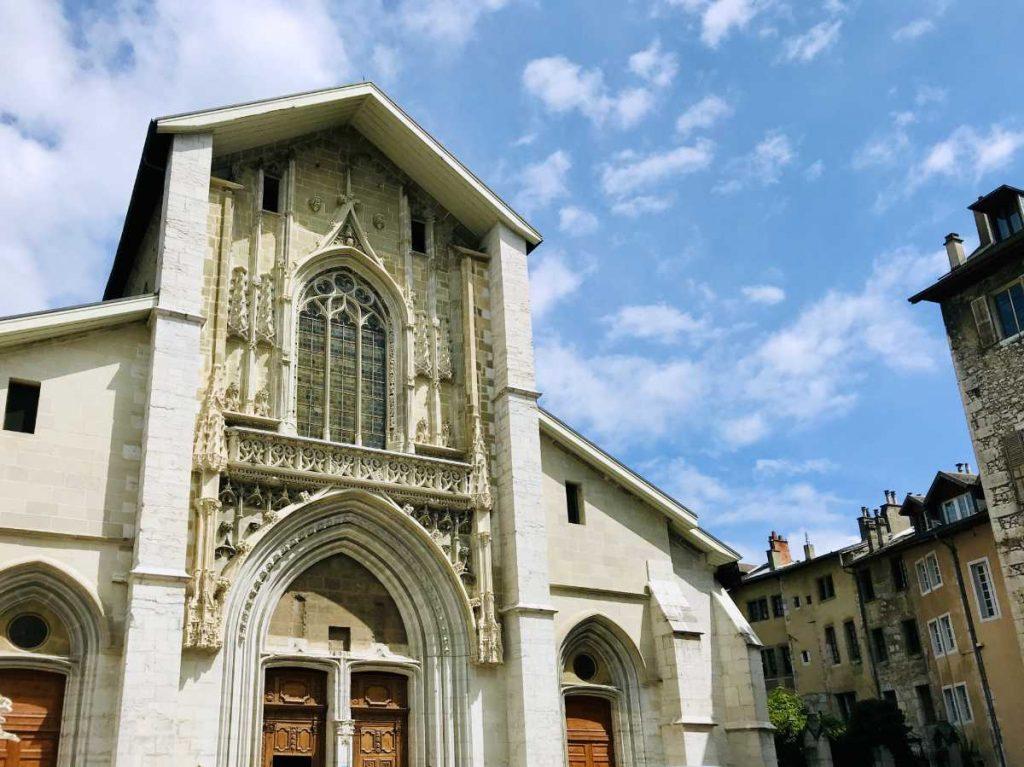 Cathédrale Saint-François-de-Sales - Chambéry cathedral