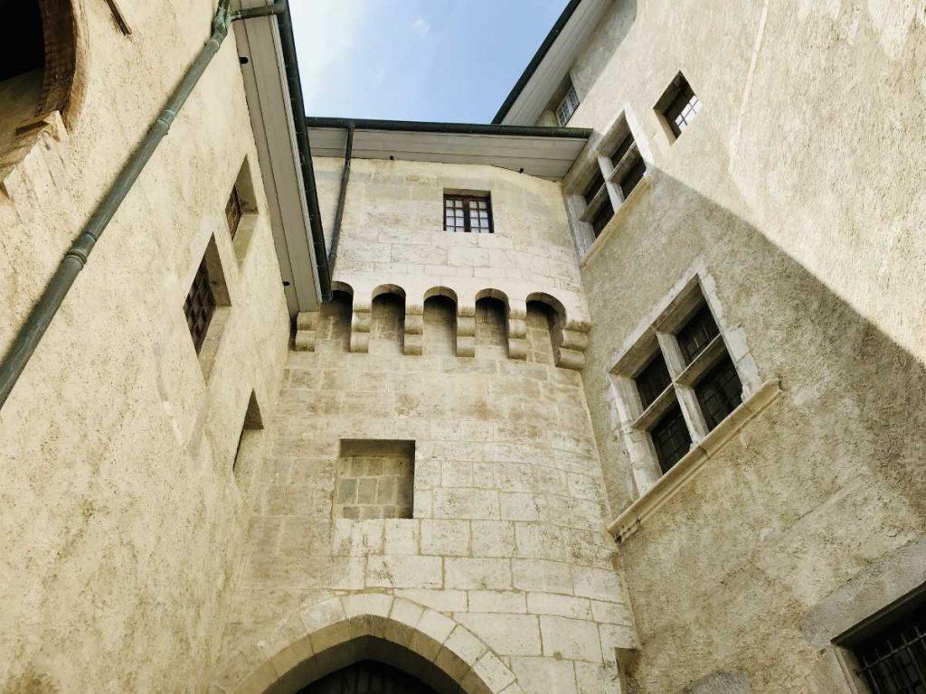 Château du ducs du Savoie