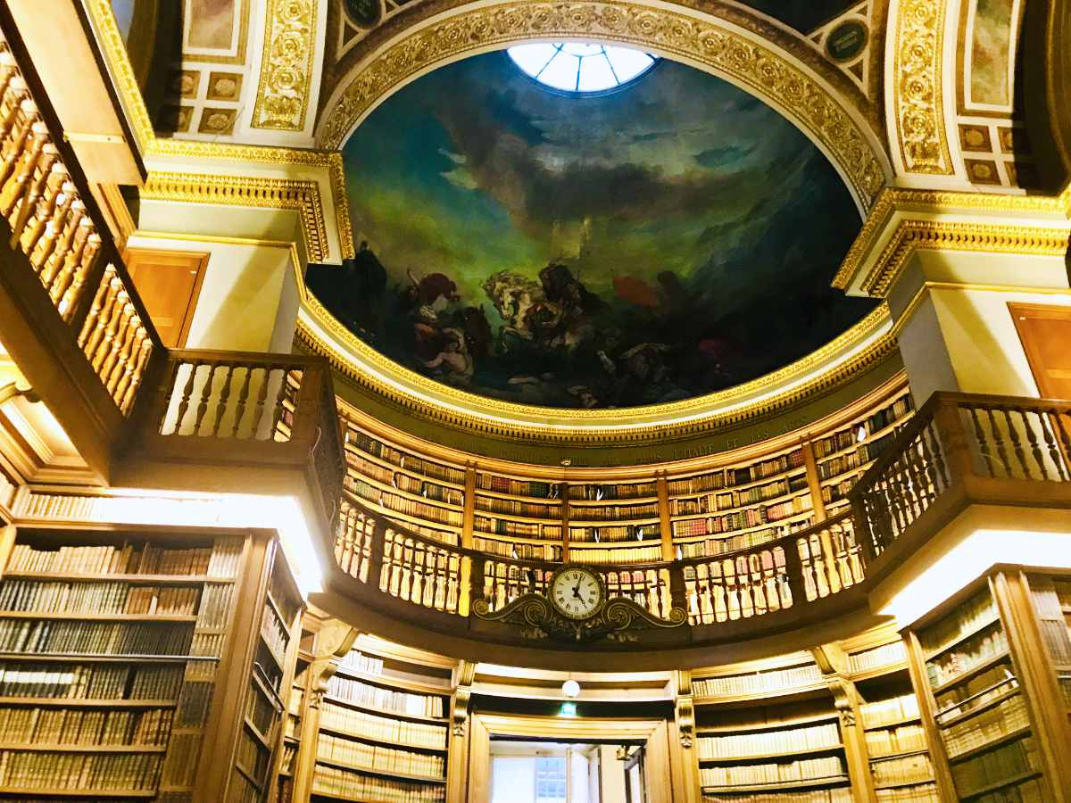 french writers - library at france assemble nationale