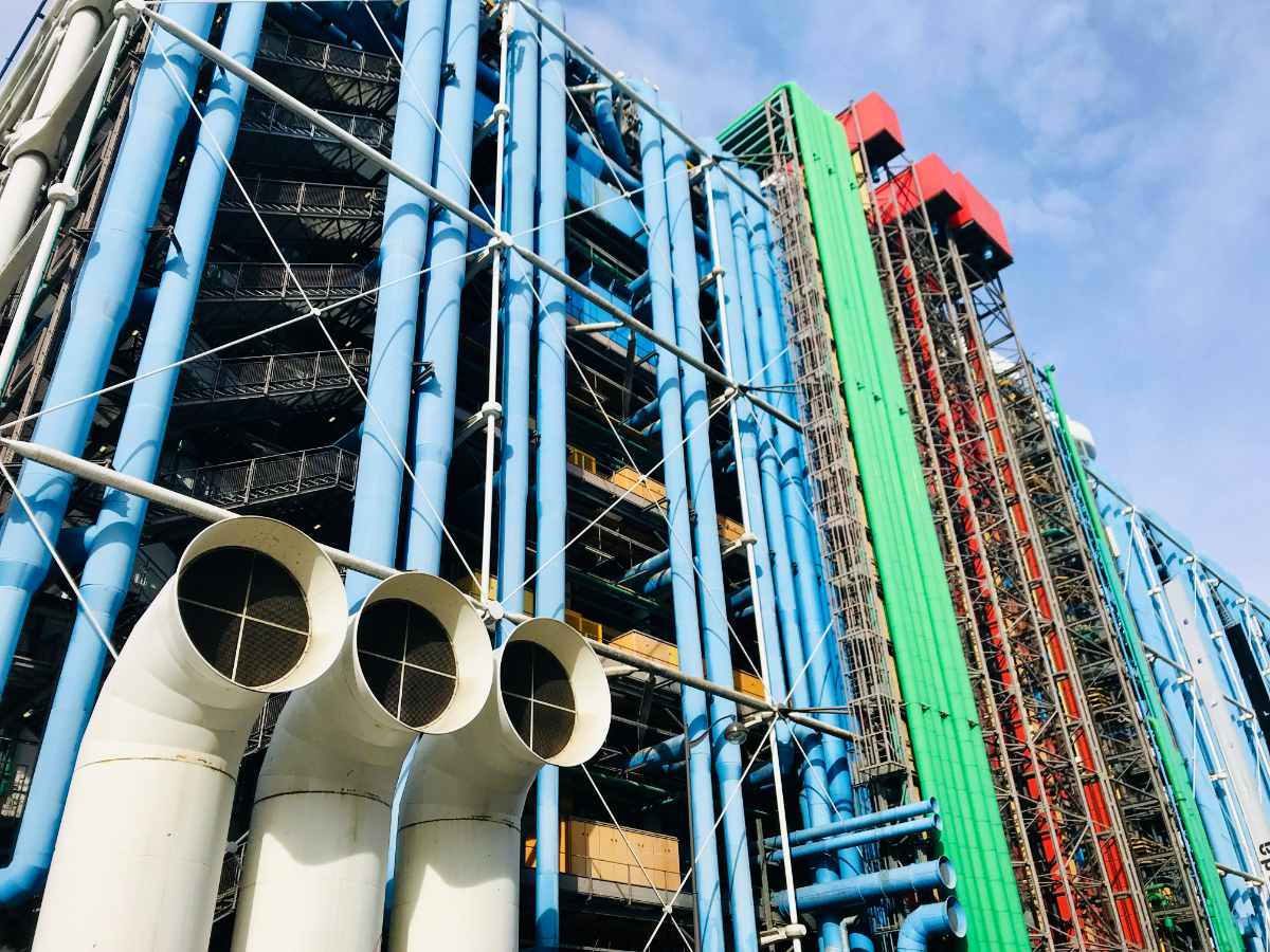 Read more about the article 26 Facts about Centre Pompidou in Paris
