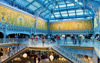 14 Places to go for the Best Shopping in Paris