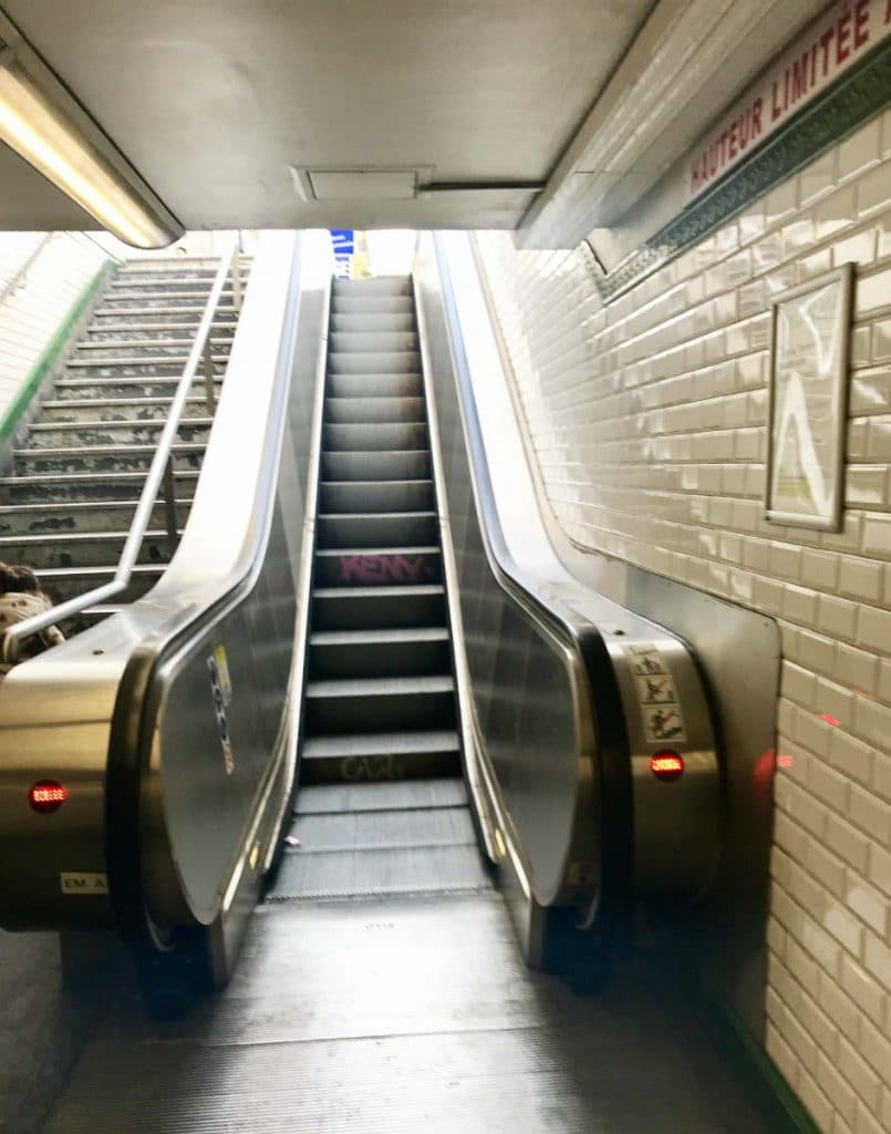 28 Facts about the Paris Metro 2